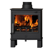 ACR Malvern II DEFRA Multi Fuel / Wood Burning Stove