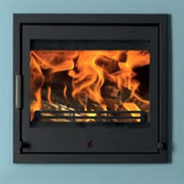 ACR Tenbury T550 DEFRA Multi Fuel / Wood Burning Inset Cassette Stove