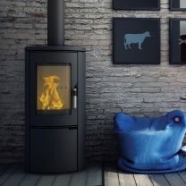 Henley Zurich 8kW Wood Burning Stove