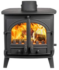 Parkray Consort 7 Double-sided Double Depth Multi Fuel Stove