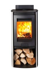 Di Lusso Eco Euro R4 DEFRA Approved Wood Burning Freestanding Stove
