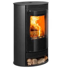 Cleanburn Stromstad Atta DEFRA Approved Multi Fuel Stove