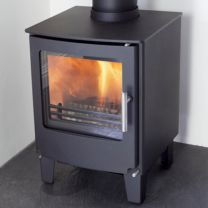 Westfire Series One DEFRA Approved Multi Fuel Stove
