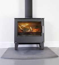 Westfire Series Two DEFRA Approved Multi Fuel Stove