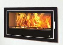 Henley Lisbon 900 14kW Wood Burning Cassette Stove