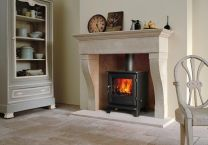 Marseilles Chesney Bathstone Fireplace Surround
