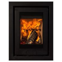 Di Lusso Eco R4 DEFRA Approved Wood Burning Inset Stove