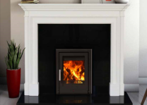 The Greek Limestone Fireplace Surround
