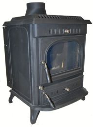 Warrior Stoves Aiden 21kw Boiler Stove