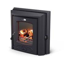 Waterford Stanley Cara + Insert Multi Fuel Boiler Stove
