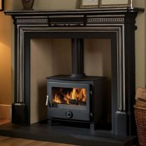 Hamco Glendine Multi Fuel Stove-Non Boiler