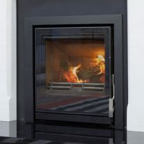 Mendip Christon 550 DEFRA Approved Wood Burning Inset Stove