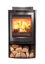 Di Lusso Eco Euro R5 DEFRA Approved Woodburning Freestanding Stove