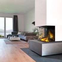 Evonic Fires E500 Multi-Box Ultra HD Electric Fire