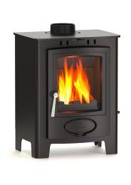 Aarrow Ecoburn Plus 5 DEFRA Multi Fuel / Wood Burning Stove