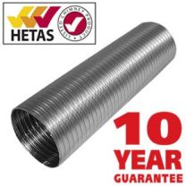 Two Storey House Flexible Flue Liner 316 Grade [125mm]