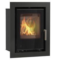 Aarrow i Series i400 DEFRA Multi Fuel / Wood Burning Cassette Stove