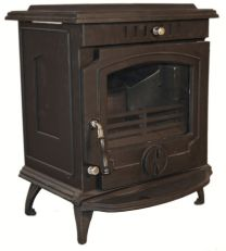 Warrior Stoves Olive Boiler Stove