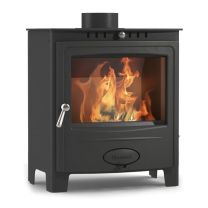 Hamlet Solution 5 Widescreen DEFRA Approved Multi Fuel Stove