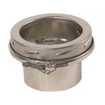 """Start Off Adaptor - 6"""" Stove Pipe - Twin Wall Flue [150mm]"""