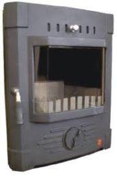 Mulberry Stoker Stove Fire Front Door