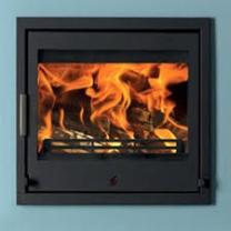 ACR Tenbury T550 DEFRA Multi Fuel / Wood Burning Inset Cassette Stove