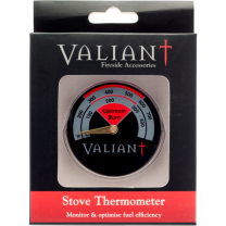 Valiant Stove Thermometer, Monitor and Optimise Fuel Efficiency