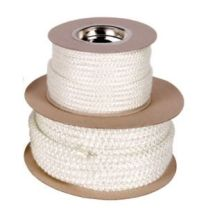 10mm Heat Resistant Stove Fire Rope White - Per Metre