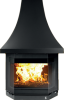 ACR Elmdale 9kW DEFRA Approved Multi Fuel / Wood Burning Stove