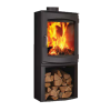 Dik Geurts Olaf DEFRA Approved Wood Burning Stove