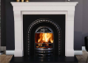 The Cabra Limestone Fireplace Surround
