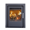 Mendip Christon 400  DEFRA Approved Multi Fuel Inset Stove
