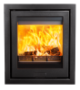 Di Lusso R5 DEFRA Approved Wood Burning Cassette Stove