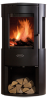 Stanley SOLIS F1100 Panoramic Wood Burning Stove